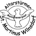 Messdiener-Logo-Plan